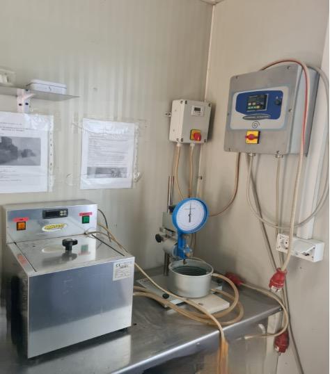 baie de apa termostata