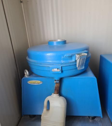centrifuga de extractie 1